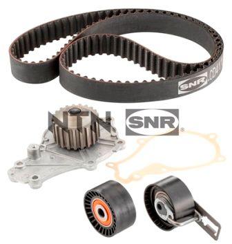SNR  KDP459.640 Water pump and timing belt kit