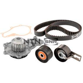 Water pump and timing belt kit KDP459.670 3 (BL) 1.6 MZR CD MY 2011
