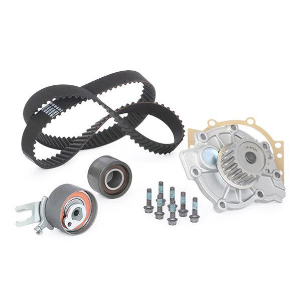 Timing belt and water pump kit SNR KDP465.030 3413521643958