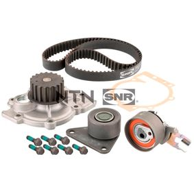 Water pump and timing belt kit KDP465.050 V70 2 (SW) 2.3 T5 MY 2004