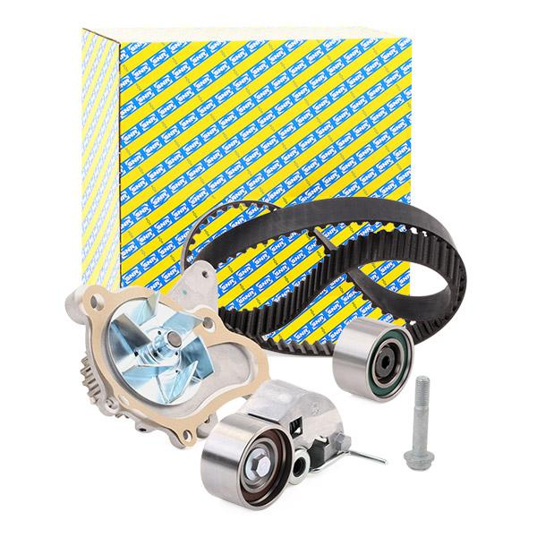 Timing belt and water pump kit SNR KDP470.241 expert knowledge