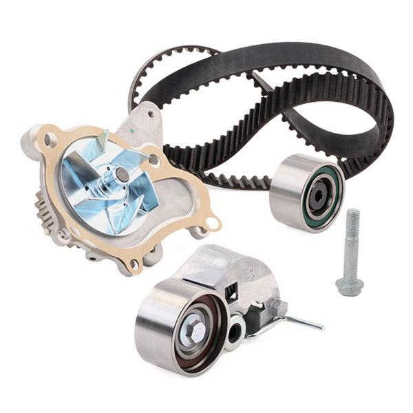 Timing belt and water pump kit SNR KDP470.241 3413521632136