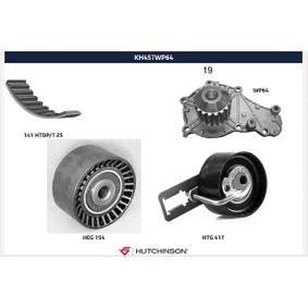 Water pump and timing belt kit KH 457WP64 3 (BL) 1.6 MZR CD MY 2013