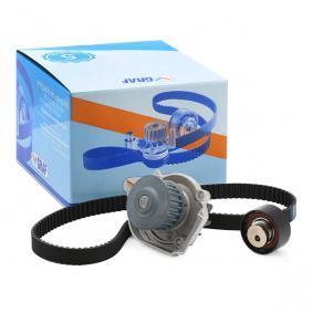 Pompa acqua + Kit cinghie dentate KP1030-1 MUSA (350) 1.4 ac 2006