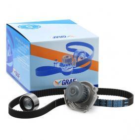 Wasserpumpe + Zahnriemensatz mit OEM-Nummer 1590748
