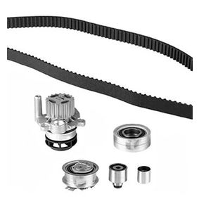 2015 Scirocco Mk3 2.0 TDI Water pump and timing belt kit KP1137-1
