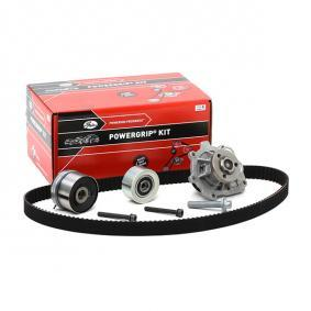 Water pump and timing belt kit with OEM Number 5603XS GATES