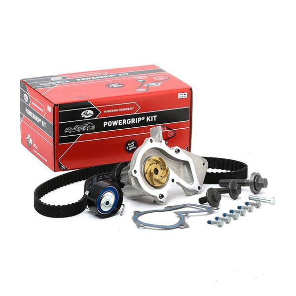 Timing belt kit and water pump KP15669XS GATES K015669XS original quality