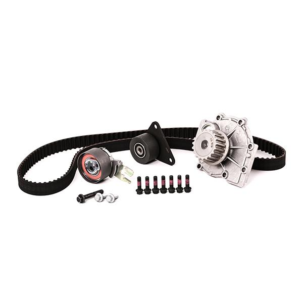 Timing belt and water pump kit GATES K045509XS expert knowledge