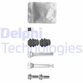 2010 KIA Ceed ED 1.6 Guide Sleeve Kit, brake caliper KS1082