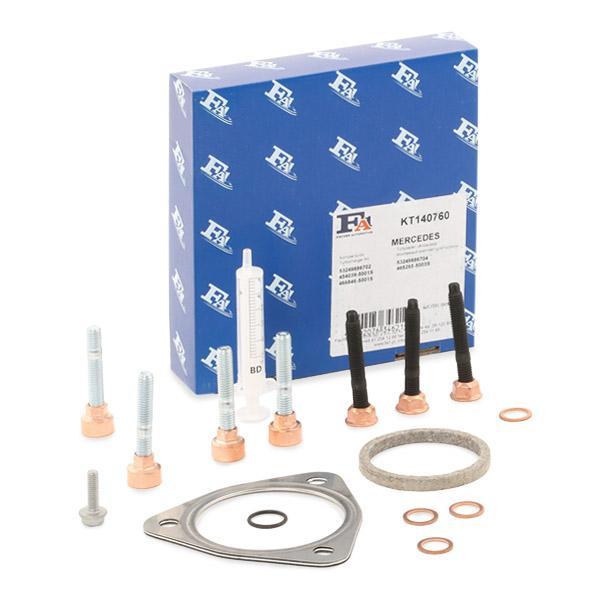 Kit montaggio, Compressore FA1 V76008838001 conoscenze specialistiche