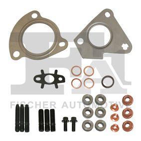 Renault Twingo 2 1.2TCe 100 (CN0P) Montagesatz, Abgasanlage FA1 KT220430 (1.2 TCe 100 Benzin 2021 D4F 782)