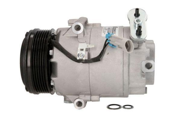 Kompressor, klimatanläggning KTT090045 THERMOTEC KTT090045 original kvalite