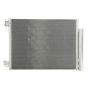 Kondensator, Klimaanlage Netzmaße: 515-397-12 mit OEM-Nummer 92 10 064 54R
