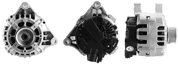 Lichtmaschine 0 986 049 410 BOSCH 4941 in Original Qualität