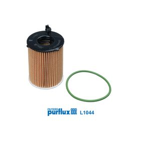 Filtro de óleo Ø: 72mm, Diâmetro interior: 27mm, Altura: 99mm com códigos OEM SU 001-A3092
