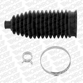 Bellow Set, steering Height: 153mm with OEM Number 32106778560