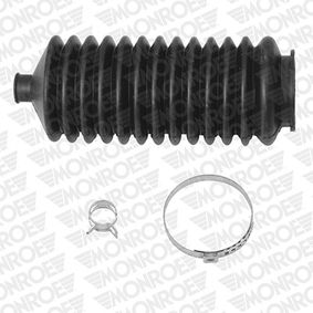 Bellow Set, steering Height: 210mm with OEM Number YC15 3K661 AA