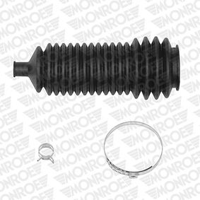 Bellow Set, steering Height: 165mm with OEM Number 7701 469 567