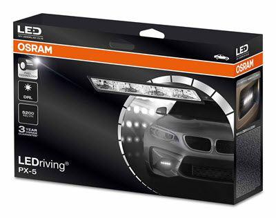 Juego de luces circulación diurna OSRAM LEDDRL301-CL15 evaluación