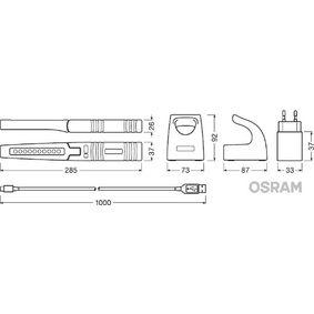 OSRAM LEDIL103 de qualidade original