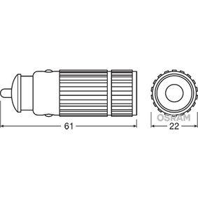 OSRAM Looplampen LEDIL205