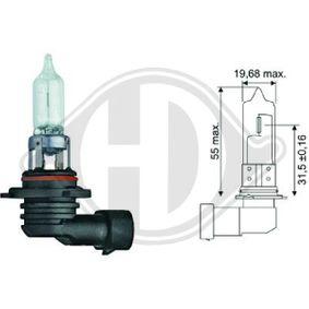 Bulb, spotlight HB3, 60W, 12V LID10026 FORD PUMA, COUGAR