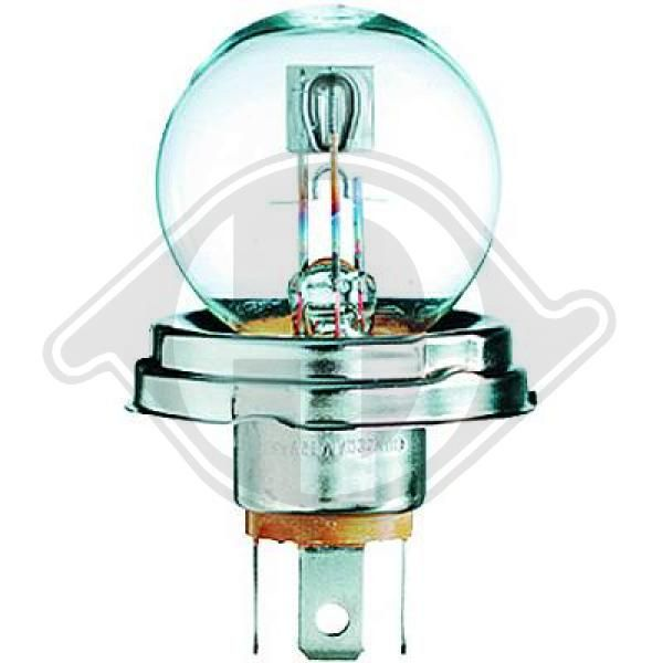 DIEDERICHS  LID10042 Glühlampe, Hauptscheinwerfer