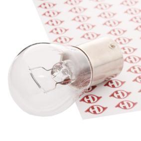 Bulb, indicator P21W, Ba15s, 12V, 21W LID10046