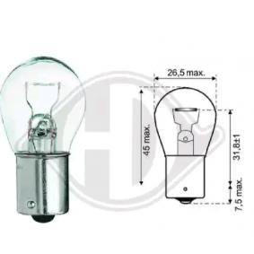 Bulb, indicator with OEM Number 209 8252