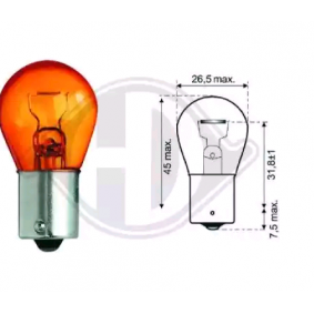 Bulb, indicator with OEM Number 7919564920