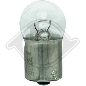 Крушка с нагреваема жичка LID10057 VW GOLF, PASSAT, POLO