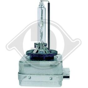 Glühlampe, Hauptscheinwerfer D1S (Gasentladungslampe), PK32d-2, 35W, 85V LID10206