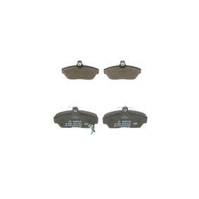 Bremsbelagsatz, Scheibenbremse Breite: 117,6mm, Höhe: 65,3mm, Dicke/Stärke: 17,5mm mit OEM-Nummer GBP 90314