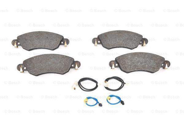 Bremsbelagsatz BOSCH 90R010304002 Bewertung