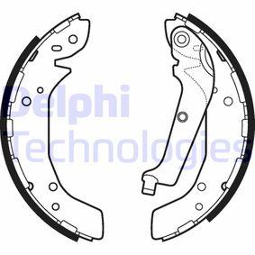 Bremsbackensatz Breite: 45mm mit OEM-Nummer 92 196 003