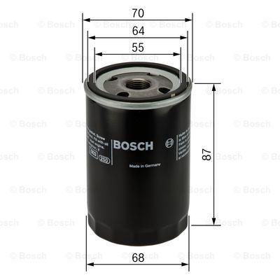 P2041 BOSCH del fabricante hasta - 26% de descuento!