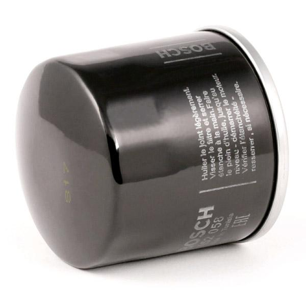 Ölfilter BOSCH P2058 3165141084030