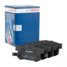 Distribuidor de Encendido y Piezas HONDA PRELUDE V (BB) 2.2 16V de Año 10.1996 200 CV: Juego de pastillas de freno (0 986 461 006) para de BOSCH