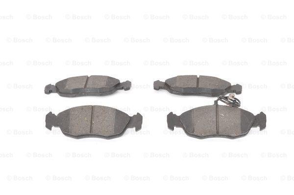 Bremsbelagsatz BOSCH E190R011075833 Bewertung