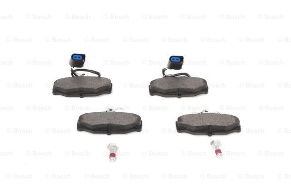 Bremsbelagsatz BOSCH E1190R013857598 Bewertung