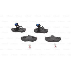 Bremsbelagsatz, Scheibenbremse Breite: 89,8mm, Höhe: 54mm, Dicke/Stärke: 13,5mm mit OEM-Nummer 1 111 287