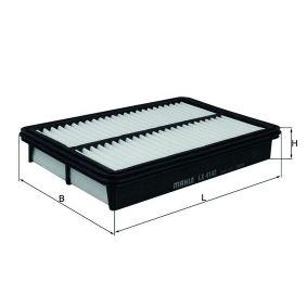 Filtro de aire LX 4143 CX-5 (KF) 2.5 AWD (PY-VPS, PY-Y8, PY-ZA, PYZ8, PYZC) ac 2021