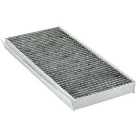 Filter, Innenraumluft Länge: 350mm, Breite: 221mm, Höhe: 31mm mit OEM-Nummer 1204464
