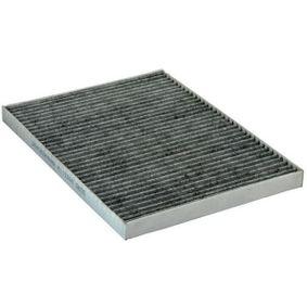 Filter, Innenraumluft Länge: 293mm, Breite: 226mm, Höhe: 20mm mit OEM-Nummer 60814643
