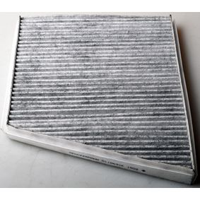 Filter, Innenraumluft Länge: 310mm, Breite: 255mm, Höhe: 34mm mit OEM-Nummer 230 830 04 18