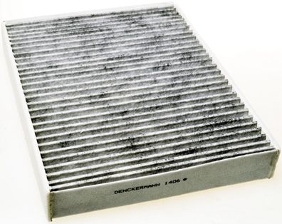 DENCKERMANN  M110845K Filter, Innenraumluft Länge: 278mm, Breite: 219mm, Höhe: 41mm