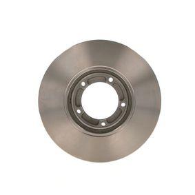 Bremsscheibe Bremsscheibendicke: 24,3mm, Lochanzahl: 5, Ø: 254mm mit OEM-Nummer 5025610