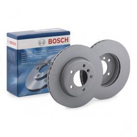 Bremsscheibe Bremsscheibendicke: 22mm, Lochanzahl: 5, Ø: 299,8mm mit OEM-Nummer 34 116 766 224