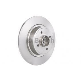 Bremsscheibe Bremsscheibendicke: 11mm, Lochanzahl: 4, Ø: 274mm mit OEM-Nummer 8660001815